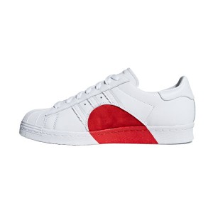 Adidas Originals Superstar 80s Valentines Day men and women sports shoes