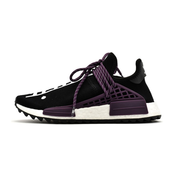 Pharrell Williams x Adidas Originals NMD Hu Trail Equality men's running shoes
