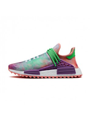 Pharrell Williams x Adidas Originals NMD Hu Trail Holi men and women running shoes