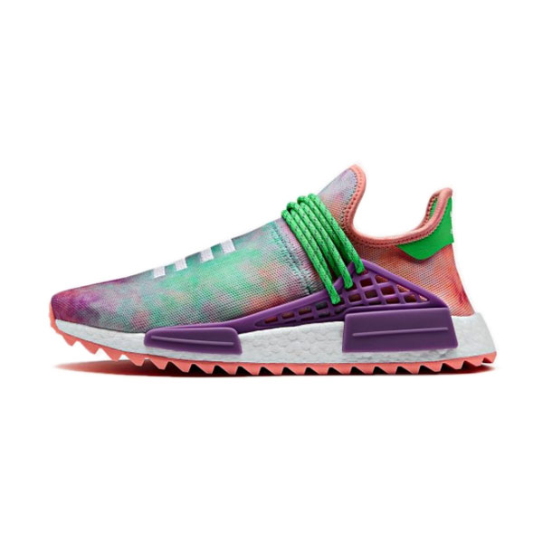best website 11cb0 b9c4a Pharrell Williams x Adidas Originals NMD Hu Trail Holi men and women  running shoes