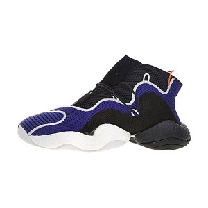 Adidas Originals Crazy BYW Boost LVL 1 sneaker men's basketball shoes blue black