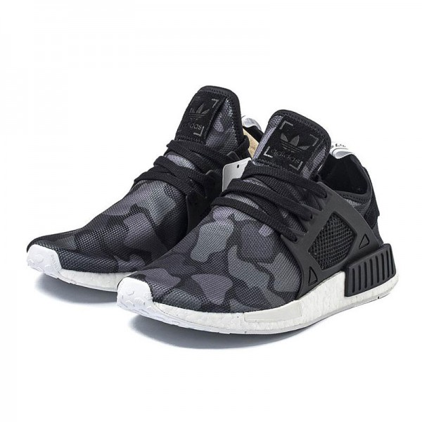 Adidas NMD XR1 Duck Camo women's and men's running shoes BA7231