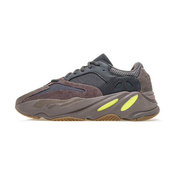 Limited Kanye Yeezi 700 Wave Runner Mauve Running Shoe For Men And Women
