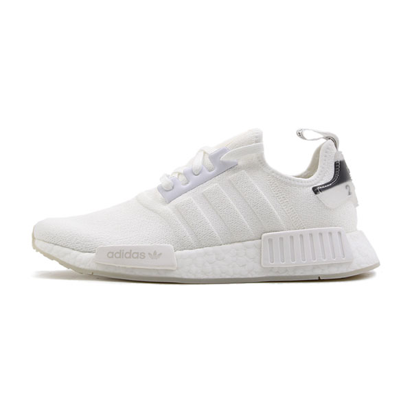 Adidas Originals Nmd R1 Triple White Men And Women Running Shoes BD7746