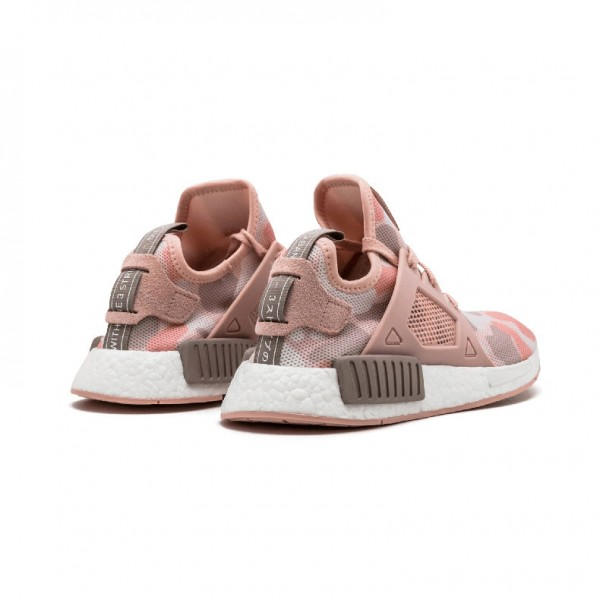 Adidas NMD XR1 PK jogging shoes pink camo runner sneakers BA7253