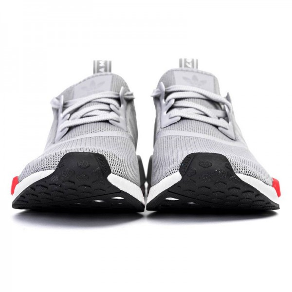 Adidas NMD R1 PK runner classic fashion sneakers light onix S79160