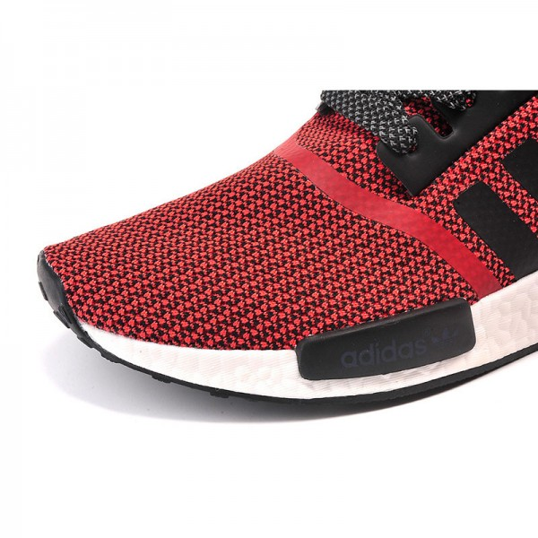 City limits Adidas NMD R1 runner shoes knit circa Los Angeles S79158