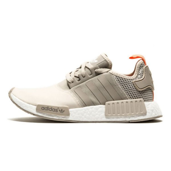 Adidas NMD R1 W Runner women's running shoes clear brown S75233