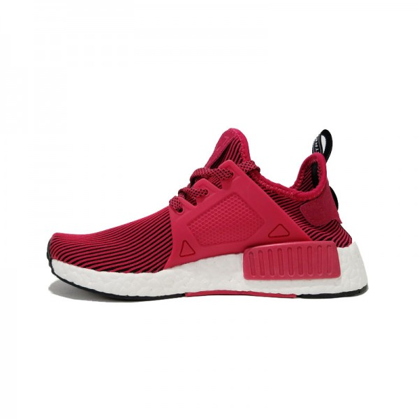 Adidas NMD XR1 W runner women's running shoes red stripe BB3687