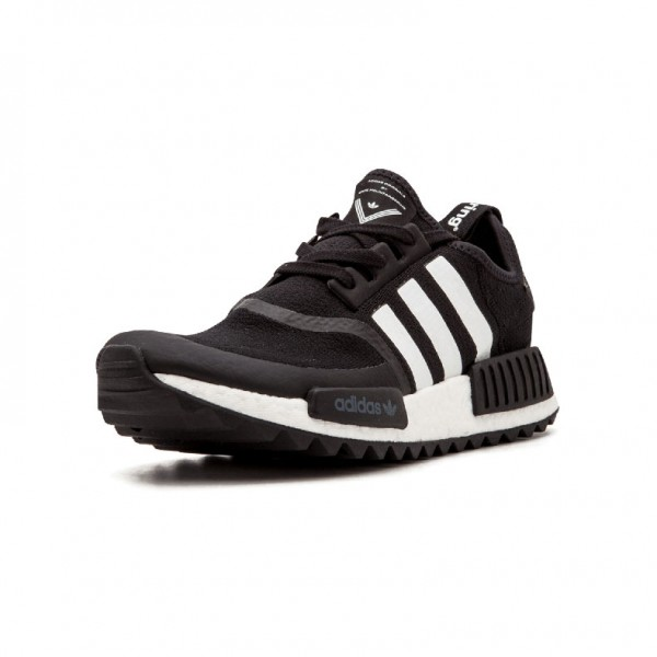 Adidas NMD Trail shoes white mountaineering sneakers schwarz BA7518