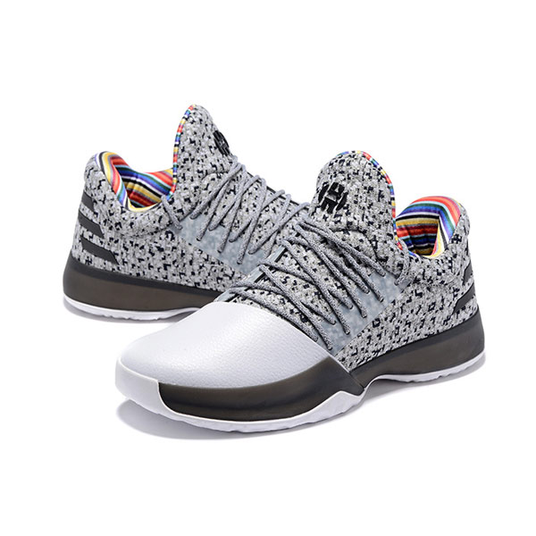 Adidas James Harden Vol.1 Black History Month primeknit basketball shoes