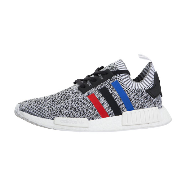 ad207533f Adidas NMD r1 Primeknit Tricolor Black Runner couple running shoes BB2888