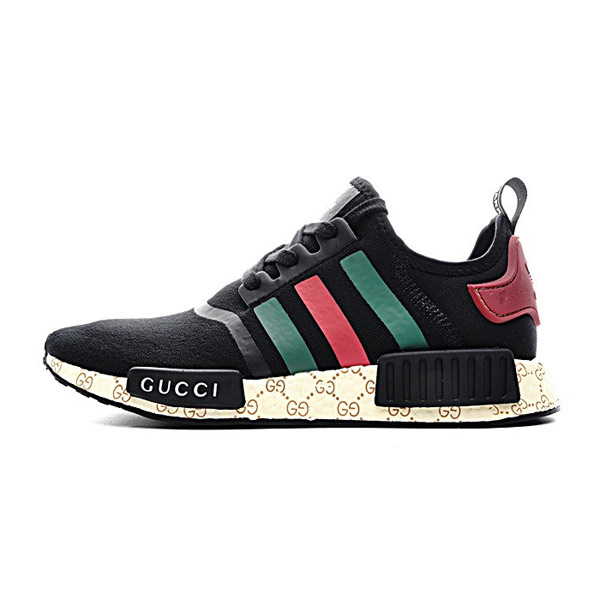 1b8fbfbd6 New Adidas nmd boost x Gucci runner limited edition running shoes S675001