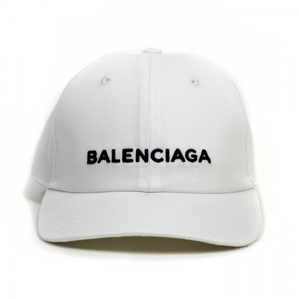 2017SS Balenciaga Logo Baseball Cap classic men and women dad hat