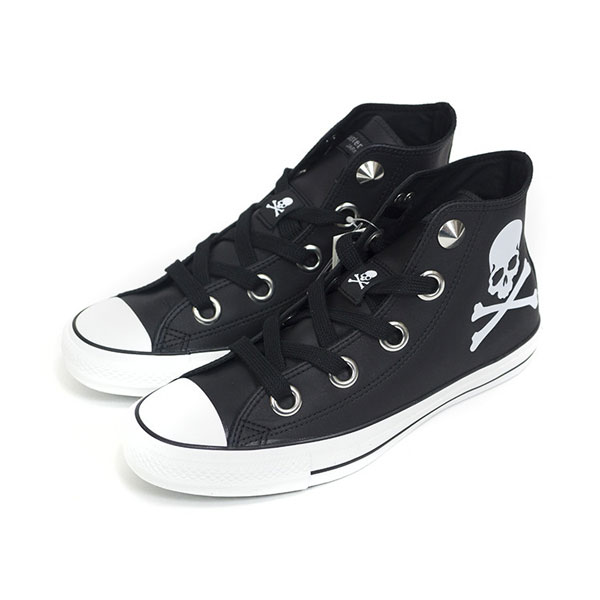 3fd4cc7d183fe3 ... Mastermind Japan x Converse All Star 100 Hi Chuck Taylor high tops  skate shoes