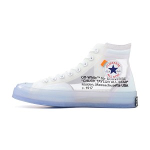 Off White x Converse Chuck Taylor 1970s All-Star men and women casual shoes