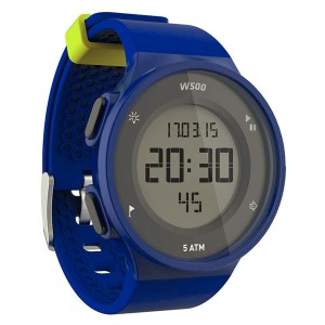 Decathlon sports watch GEONAUTE digital waterproof electronic watches blue