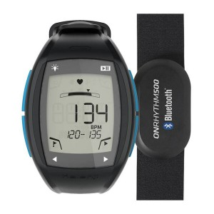 Decathlon Aptonia multifunction waterproof sports heart rate watch onrhythm500