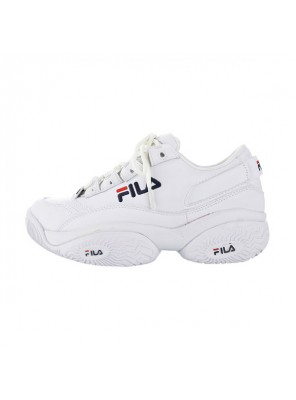 FILA Concours Low 96 Suede Disruptor Sneaker Women Running Shoes White