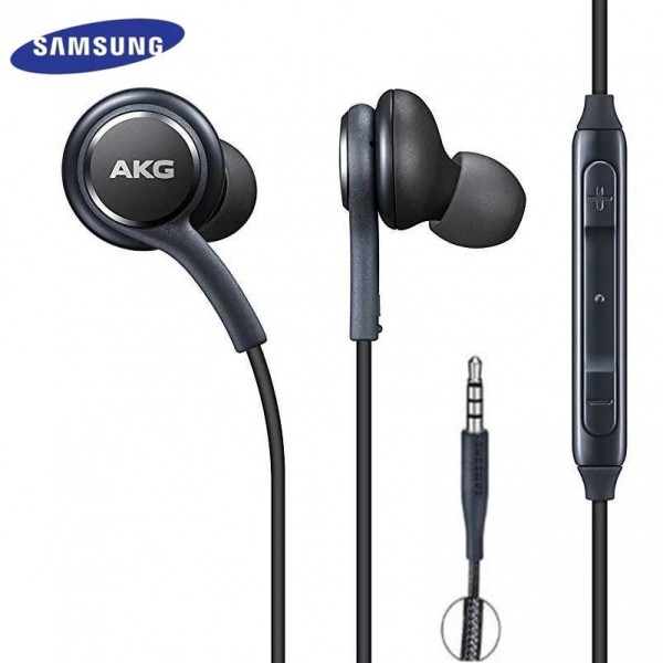 SAMSUNG Earphones 3.5mm In-ear with Microphone Wire Headset for Samsung Galaxy S8
