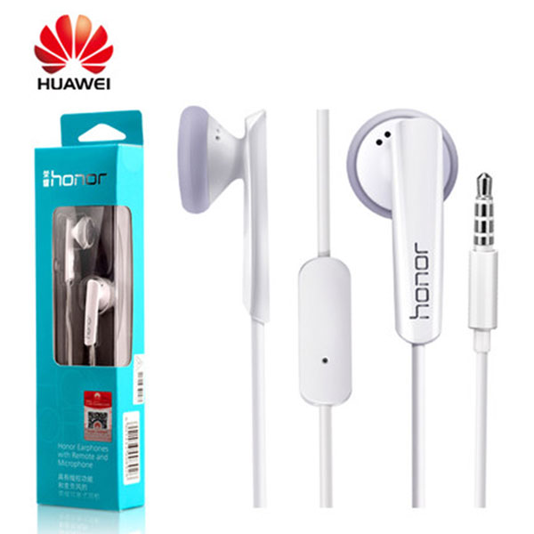 Original Huawei Honor AM115 Headset with 3.5mm Earphone Speaker Wired Controller