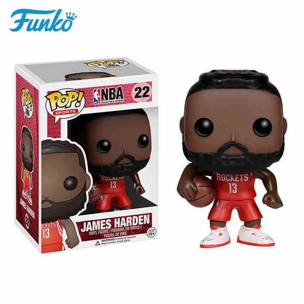 Funko Pop NBA Series 3 James Harden dolls popular vinyl collection toys