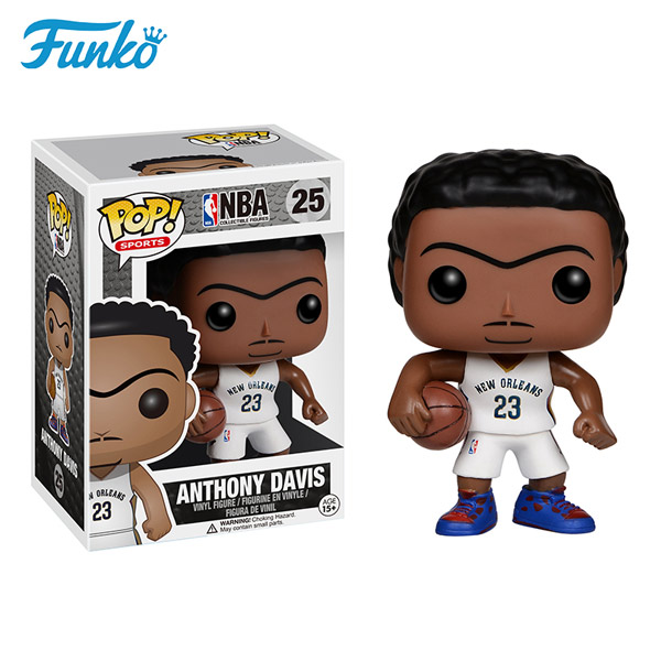 Funko Pop NBA Series 3 Anthony Davis dolls popular vinyl collection toys