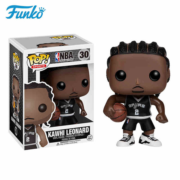 Funko Pop NBA Series 3 Kawhi Leonard dolls popular vinyl collection toys
