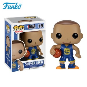 Funko Pop NBA Series 3 Stephen Curry Warriors dolls popular collection toys
