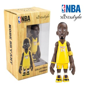 MINDstyle NBA Los Angeles Lakers Kobe Bryant 24# model dolls by coolrain