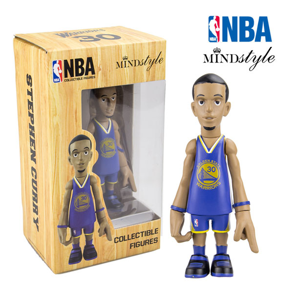 MINDstyle NBA Golden State Warriors Stephen Curry 30# dolls by coolrain