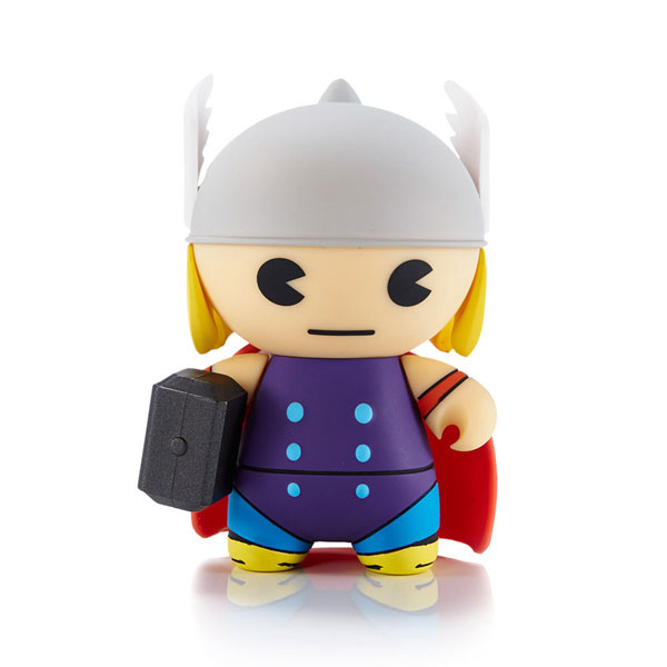 MARVEL Hero Raytheon cartoon mini portable mobile power for apple/android