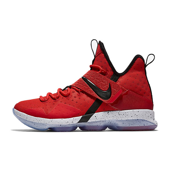 Nike LeBron 14 xiv ep sneakers James men's basketball shoes red black