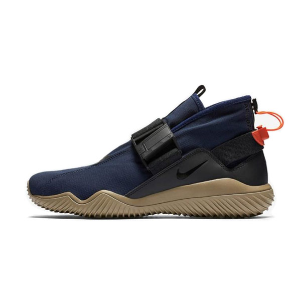 NikeLab acg 07 kmtr komyuter sneakers men's running shoes navy brown