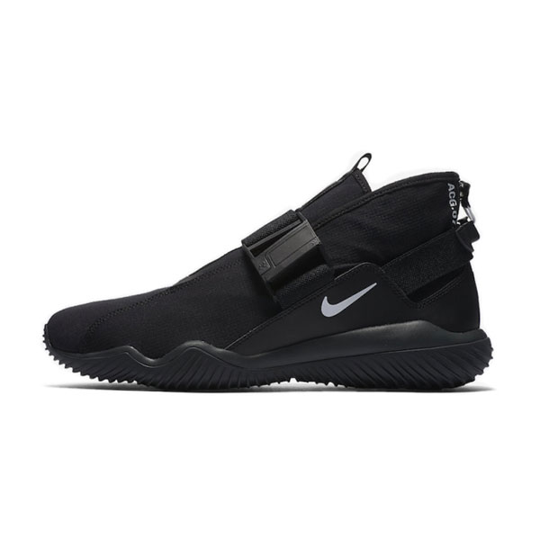 NikeLab acg 07 kmtr komyuter men's running shoes black white anthracite