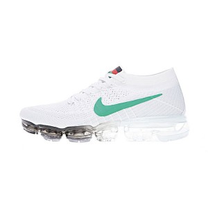 New Limited Nike Air VaporMax Flyknit Country Pack Kenya running shoes white