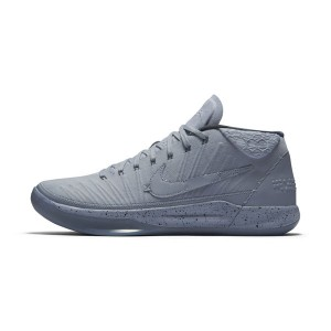 Nike Kobe A.D. Mid colorway detached sneakers men's basketball shoes grey