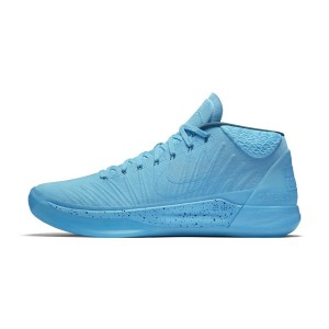 Nike Kobe A.D. Mid colorway honesty sneakers men's basketball shoes blue