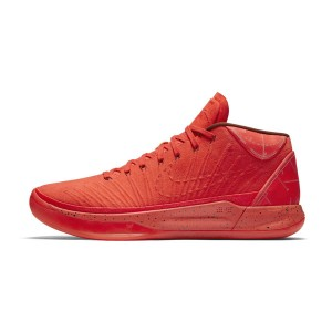 Nike Kobe A.D. Mid colorway passion sneakers men's basketball shoes red