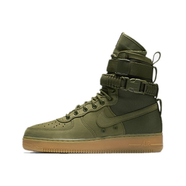 Nike Special Field Air Force 1 Faded Olive men and women casual sports shoes