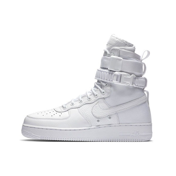 Nike Special Field Air Force 1 Faded Pure White-Gum men & women sports shoes
