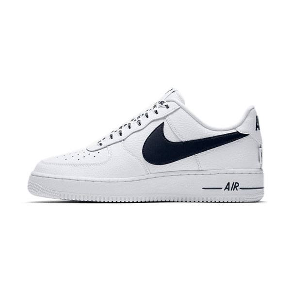 Limited Nike Air Force 1 Low NBA Pack sneakers AF1 sports shoes white black