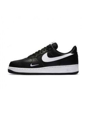 Limited Nike Air Force 1 Low NBA Pack sneakers AF1 sports shoes black white