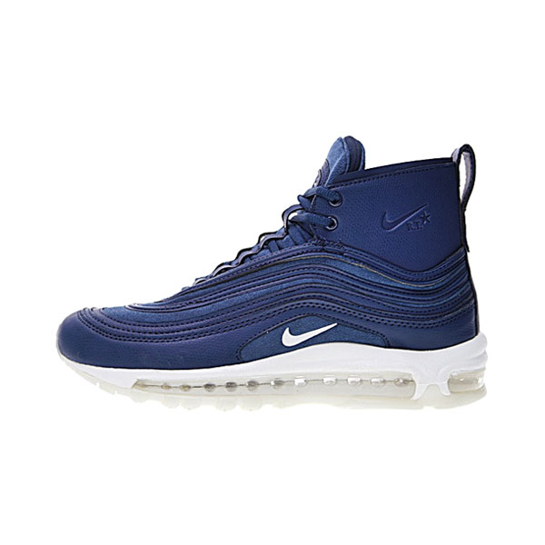 Riccardo Tisci X NikeLab Air Max 97 Mid sneakers men's running shoes blue white
