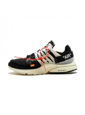 Limited Off White x Nike Air Presto THE TEN sneakers men and women running shoes