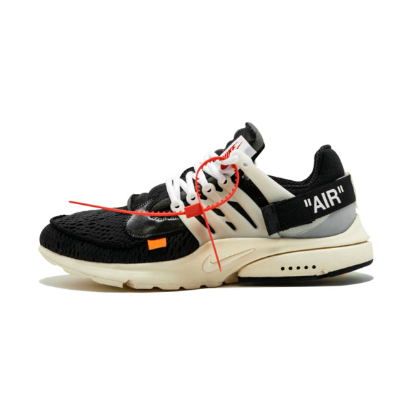 ac98a9bfaed5 Limited Off White x Nike Air Presto THE TEN sneakers men and women running  shoes