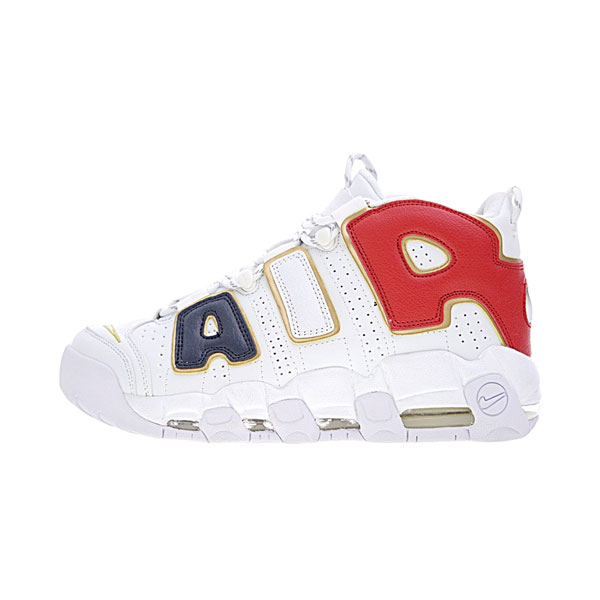 a68d409f06f New Nike Air More Uptempo USA Champion sneakers men and women basketball  shoes