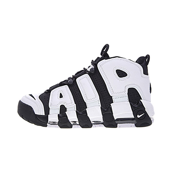 Nike Air More Uptempo Doernbecher Freestyle men and women sneakers black white