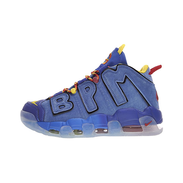 Nike Air More Uptempo Doernbecher sneakers men's basketball shoes royal blue