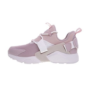 Nike Air Huarache City Low 2018 sneakers women's sports shoes pink white